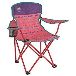 coleman kids quad chair for camping