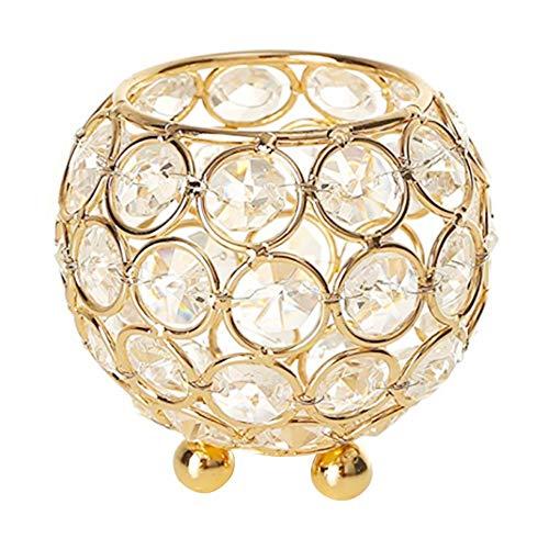 Candelabros Dorados Decorativos candelabros dorados  Marca Leko