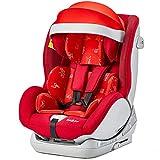 Siege auto Cocoon II Gr 0+ 1 2 3 ISOFIX (de la naissance a 10 ans)…(rouge)