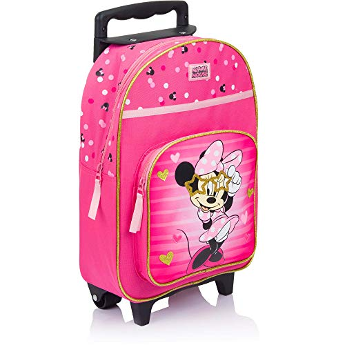 Disney Minnie Kindergepäck, 38 cm, 17 liters, Pink