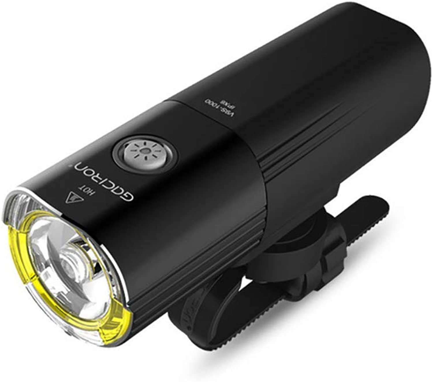 MYD888 Usb Rechargeable Bicycle Glare Flashlight With 1000 Lumens Has Suitable For Night Lighting Warning Running