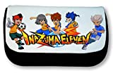 Federmäppchen Inazuma Eleven (Videospiel) Schwarz