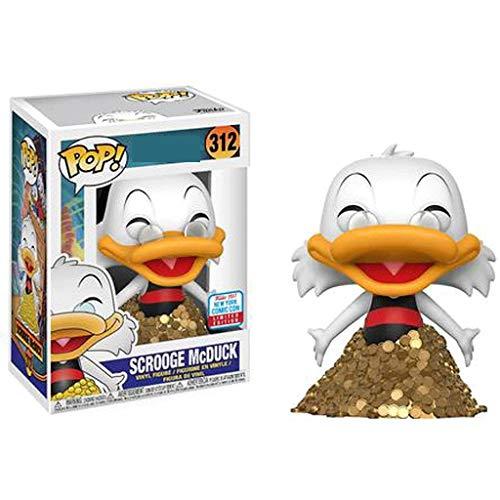 Funko POP!: Disney: Patoaventuras: Scrooge Mcduck Exclusivo