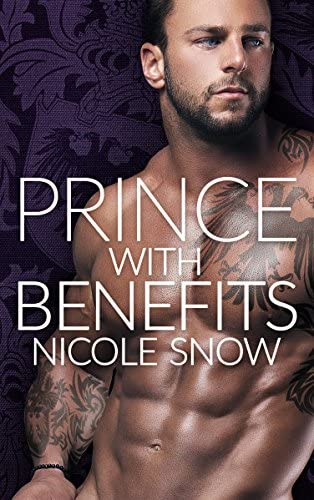 Prince With Benefits A Billionaire Royal Romance product image