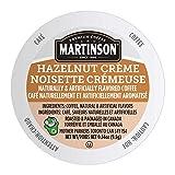 Martinson Single Serve Coffee Capsules, Hazelnut Creme,...