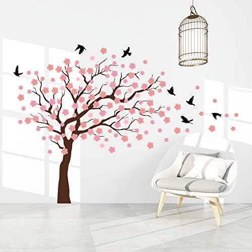Cherry blossom tree decals _image2