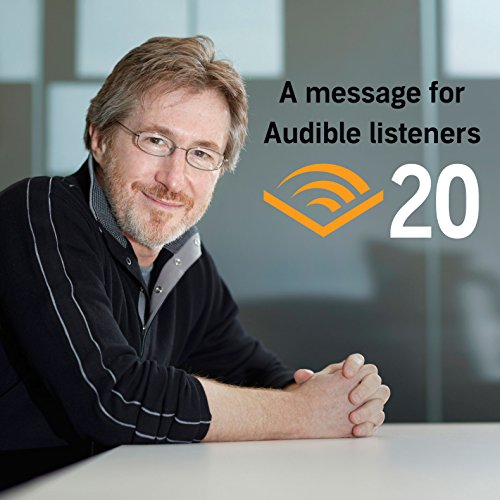 A Message for Audible Listeners cover art