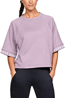 Under Armour, Tech Terry Fashion Pullover Capucha Mujer