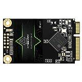 KingShark Msata SSD 250GB mSATA SSD 30 * 50MM Unidad de Estado sólido Interna Unidad de Disco Duro de Alto Rendimiento para computadora portátil de Escritorio SATA III 6Gb / s SSD (250GB, Msata)