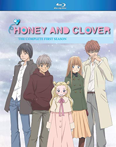 Honey and Clover: The Complete First Season [Blu-ray]