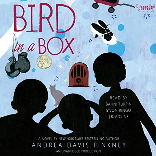 Bird in a Box audiobook cover art