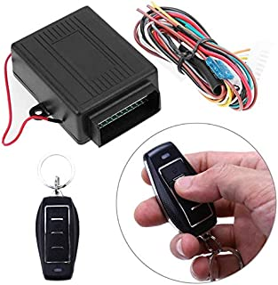 Gavita-Star - Car Door Lock Keyless Entry System Auto Remote Control Central Kit With Remote Controllers Car alarm System Universal Promotion