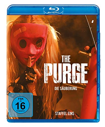 The Purge - Die Säuberung - Staffel 1 [Blu-ray]