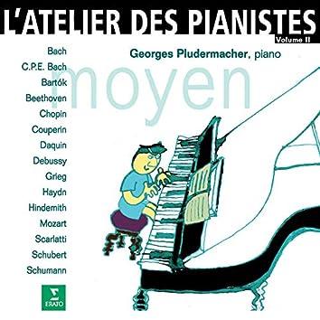 L'atelier des pianistes, vol. 2 : Moyen