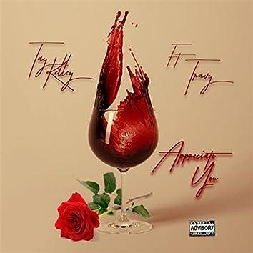 Appreciate You (feat. Travy)