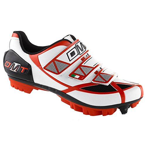 Diamant Dmt - Zapatillas dmt robur, talla 38, color blanco / rojo / negro