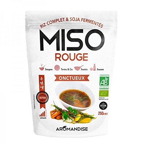 Miso rouge onctueux bio & Vegan - 250 g