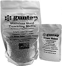 Stainless Steel Tumbling Media Pins - 0.047