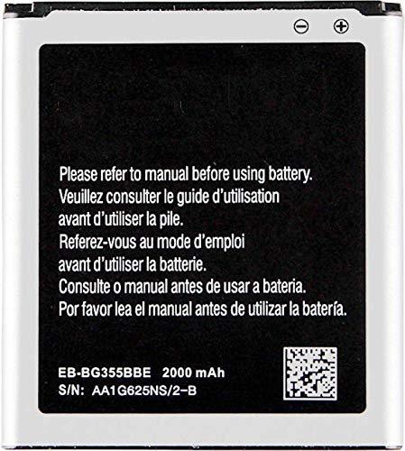 UTRONIC™ Mobile Battery for Samsung Galaxy Core 2 Duos/SM-G355H / EB585157LU / Galaxy Core 2 / SM-G355 2000mAh Genuine Battery