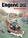 L'agent 212, tome 30 : Descente de police par Kox