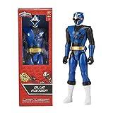 Power Rangers Ninja Steel Blue Ranger | 30 cm Power Rangers Toys Action Figure 43622