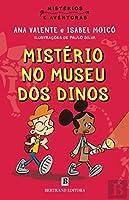 Mistério no Museu dos Dinos (Portuguese Edition)