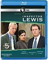 Inspector Lewis: Series 5 [Blu-ray] [Import]