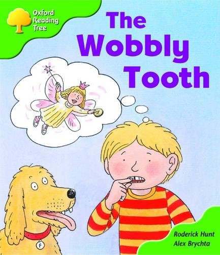 Oxford Reading Tree: Stage 2: More Storybooks: The Wobbly Tooth: pack Bの詳細を見る