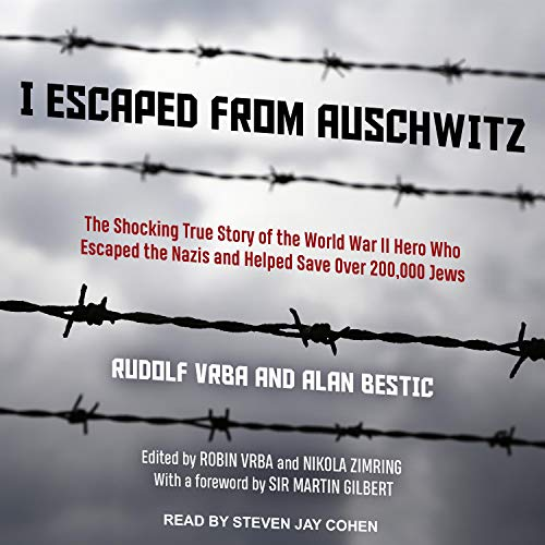 I Escaped from Auschwitz cover art