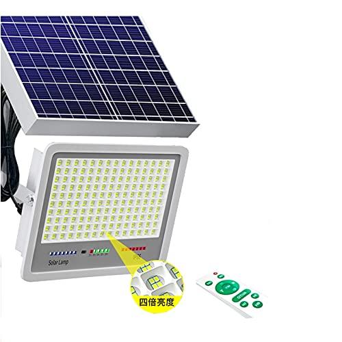 WKZ Foco Solar Exterior Potente, Material De Aluminio Fundido A PresióN Impermeable IP 66 Solar Proyector, Luces Solares Led Exterior Jardin Decorativas(Size:1000W)