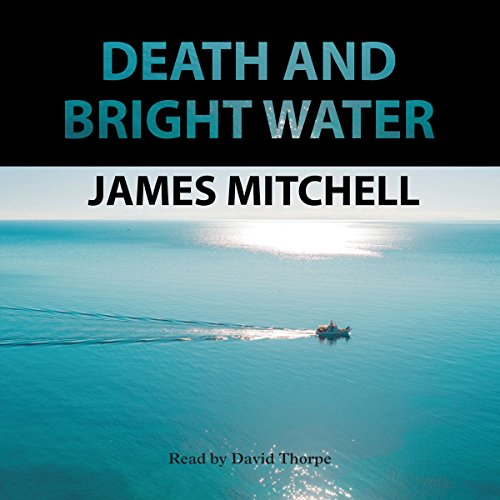 Death and Bright Water audiobook cover art