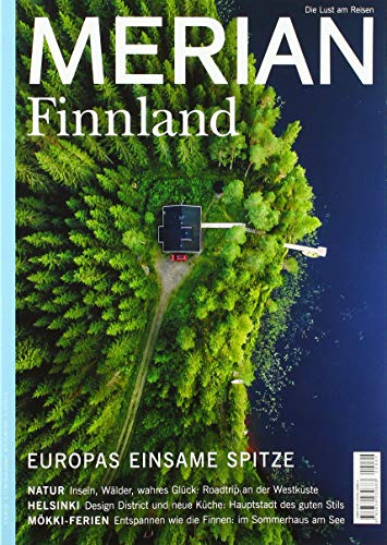 MERIAN Finnland 03/20 (MERIAN Hefte)