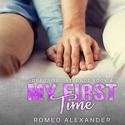 My First Time: A Gay Romance audiobook cover art