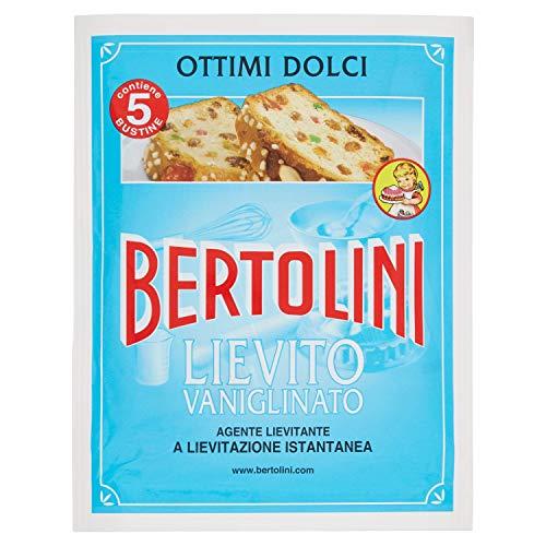 Bertolini Lievito Vaniglinato 80 g