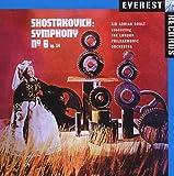 ショスタコーヴィチ:交響曲第6番ロ短調作品54