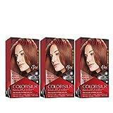 Revlon Colorsilk - Color permanente para el cabello con tecn