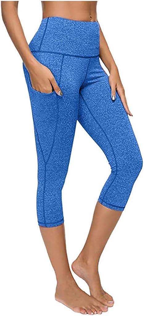 ZSBAYU Yoga Pants Leggings Women's 7