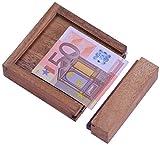 Money - Der Geldschein-Tresor - für Geldgeschenke in schöner Verpackung - Trickkiste - Denkspiel -...