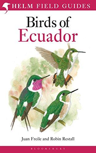 Birds of Ecuador (Helm Field Guides) (English Edition)