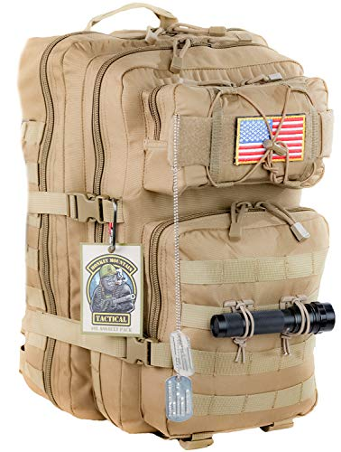Monkey Mountain Tactical MOLLE Backpack