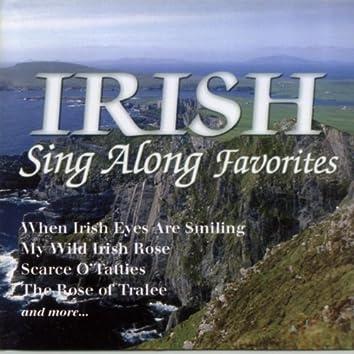 Irish Sing Along Favorites