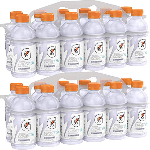 Gatorade Thirst Quencher Glacier Cherry (Pack of 24) – GREAT FOR KIDS!