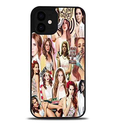 Dewanmet [Lana-del-Rey] Funny Phone Case for iPhone 6Plus, Lana del Rey,Handyhülle,Hülle,Coque,Case - Perfect Birthday,Christmas,Anniversary,Valentine's Day Present
