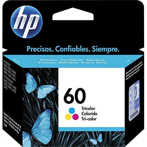 Cartucho Hp 60 Cc643wb Tricolor para 4480 4580 4780 D110 D1660