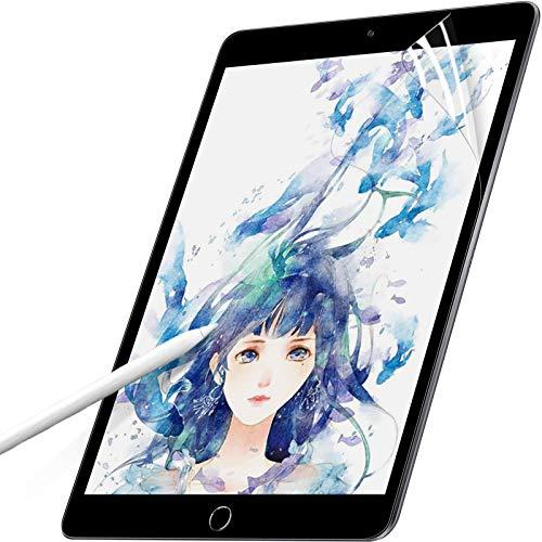 「PCフィルター専門工房」iPad 10.2 (第8世代 2020 / 第7世代 2019) ペーパーライク フィルム 紙のような描き心地 反射低減 アンチグレア 保護フィルム ペン先の磨耗低減仕様