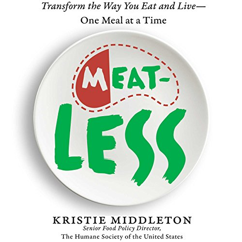 MeatLess audiobook cover art
