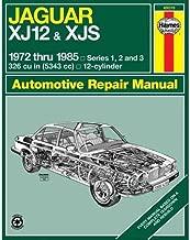 Jaguar Xj12 & Xjs 1972 Thru 1985: Series 1, 2 and 3 (Haynes Owners Workshop Manuals (Hardcover)) (Paperback) - Common