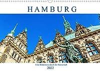 Hamburg - eine Bilderreise durch die Hansestadt (Wandkalender 2022 DIN A3 quer): fotografische Impressionen aus Hamburg (Monatskalender, 14 Seiten )