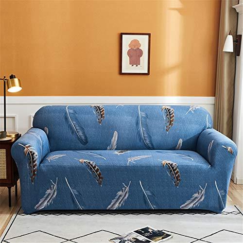 Se Utiliza para 1/2/3/4 Asiento Sofá Muebles Funda Protectora Funda De Sofá Funda Elástica para Sofá Cuerda Fija Funda De Sofá Fija 4 Seater (230-300 cm)