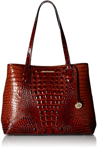 Brahmin Medium Julian, pecan